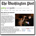 Nightlife, Washington Post
